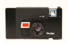 Rollei A26 mit Sonnar 3,5/40mm Objektiv #3613684