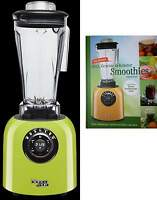 mixer bianco di puro ORIGINALE (verde) Frullatore Smoothie VERTICLAE NUOVO +