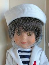 """1997 Tonner 14""""Betsy McCall Sailor LE 100 Modern Doll Convention SIGNED Read New"""