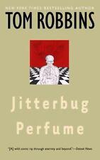 Jitterbug Perfume by Tom Robbins (1990, Paperback)