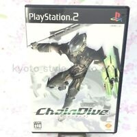USED PS2 CHAINDIVE SCPS15045 50545 JAPAN IMPORT