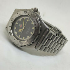 TAG HEUER classic 3000 serie, Men watch's / Unisex size 37mm, Gray color dial