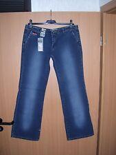 BIG LEXX Damen Jeans Hose Bootcut Baumwolle blau W31 L32 neu