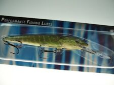 SALMO Pike 9SDR RPE REAL PIKE 10 g Floating Tauchtiefe bis 3.0 Meter