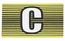Jako Spielführerbinde mit Klettverschluss lemon mit  C NEU 43859
