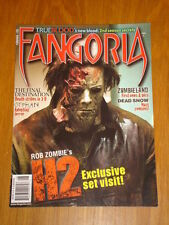 FANGORIA #285 HORROR MAGAZINE HOSTEL 2 ZOMBIELAND TRUE BLOOD FINAL DESTINATION