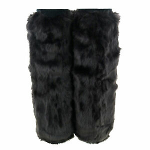 New Nollia Women's Faux Fur Winter Leg Warmers