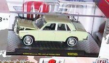 M2 Machines Auto-Japan 1969 Nissan Bluebird 1600 SSS  8800 pcs.   WMTS05 17-15