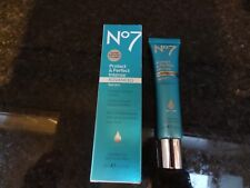BOOTS No7 PROTECT AND & PERFECT INTENSE ADVANCED SERUM 30ml  GENUINE BOOTS No7
