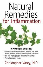Natural Remedies for Inflammation, Vasey N.D., Christopher