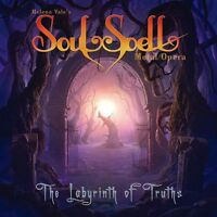 SOULSPELL METAL OPERA-THE LABYRINTH OF TRUTHS-JAPAN CD BONUS TRACK F75