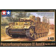 Tamiya 32543 pz. kpwf. iii ausf n militaire 1:48 modèle kit