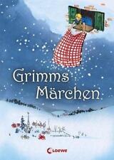 Grimms Märchen von Jacob Grimm und Wilhelm Grimm (2012, Gebundene Ausgabe)