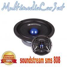 Coppia di Soundstream sms 808 sms-808 300 watt 8 ohm