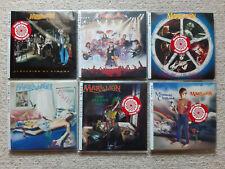 Marillion 6 CDs Japan Pressungen mit OBI