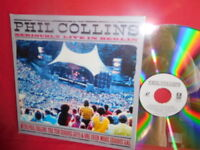 PHIL COLLINS (GENESIS) Seriously live in Berlin Double LASER DISK 1981 JAPAN