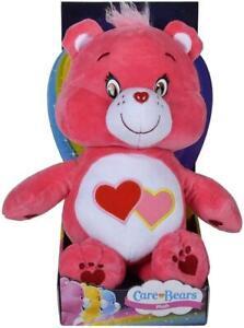 "Care Bears Love-A-Lot 12"" Heart Soft Plush Toy"