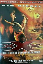 Xxx - Dvd - Widescreen Special Edition Vin Diesel Free Shipping To The Usa