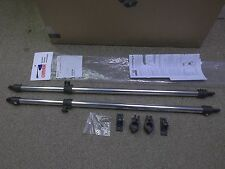 "Adjustable from 22"" to 44"" Boat Bimini Top SUPPORT POLES Set of 2 Brace Kit"