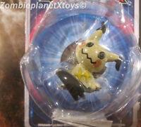 POKEMON SUN MOON  MIMIKYU ATTACK   MONSTER COLLECTION FIGURE TAKARA TOMY  TOY