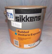 Sikkens Rubbol Ventura Express Ventilierender Fensterlack 2,3 L Rapsgelb F39