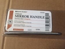 Dental mouth Mirror Handle Simple Stem from Henry Schein made in Pakistan