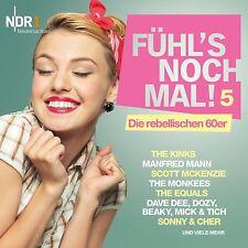 NDR1 NIEDERSACHSEN-FÜHL'S NOCH MAL! FOLGE 5  2 CD NEU