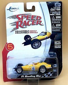 JADA TOYS ~  SPEED RACER  ~ F1 SHOOTING STAR ~ 1:55 DIE-CAST