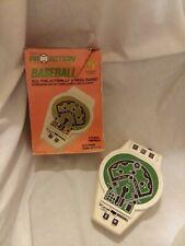 ProAction Baseball Vintage Electronic Handheld Tabletop Arcade Electronic Game