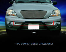 Billet Grille Front Bumper Grill Insert For KIA Sorento 2003 2004 2005 2006