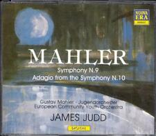 MAHLER - Symphonies 9 & 10 Adagio - James JUDD - Nuova Era - 2CDs