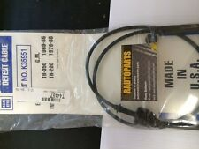 AUTOMATIC TRANSMISSION KICK DOWN CABLE TURBO 350 CHEV HT HG HQ HJ HX HZ WB VB-VH
