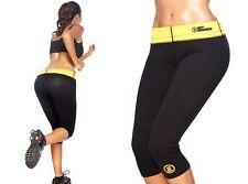 Pantaloncino fitness XL snellente dimagrante brucia grassi HOT sauna Donna