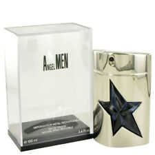 ANGEL by Thierry Mugler 3.4 oz 100 ml EDT Spray Refillable (Metal) for Men