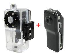 Mini DV MD80 DVR Action Sport Video Hidden Digital Camera Rain Waterproof Case