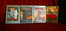 Die Hard  1,2, 3 and 4 Special Edition (DVD)