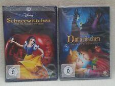 DVD • Schneewittchen + Dornröschen als Diamond Edition Walt Disney NEU & OVP