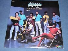 Skyy - Skyylight / Salsoul Records 1983 Printed USA Boogie Funk LP Randy Muller