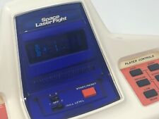 1979 SPACE LASER FIGHT Vintage BAMBINO Electronic Handheld Video Game A++