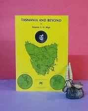 Marjorie A.W. Bligh: Tasmania and Beyond/Tasmania, Australia/reference