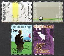 Netherlands - 1971 60th birthday prince Bernhard / WWF Mi. 965-68 MNH
