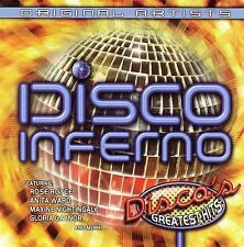 New: Various Artists: Disco Inferno: Disco's Greatest Hits  Audio CD