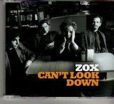 (DF663) Zox, Can't Look Down - DJ CD