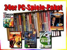 24er artículos especiales remanentes de paquete PC juegos partidas Games | nuevo & inmediatamente