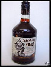 CAPTAIN MORGAN Black Caribbean Dark Rum 37,5% 0,7L