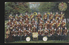 The Queen's Own Band 1907 postcard Toronto Canada