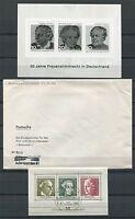 BUND FOTO-ESSAY BLOCK 5 FRAUENWAHLRECHT 1969 ENTWURF PHOTO-ESSAY PROOF e190