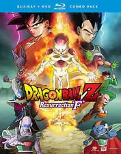 Dragon Ball Z: Resurrection F Blu-ray/DVD, 2015, 2-Disc Set + Digital HD