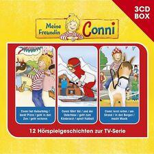 MEINE FREUNDIN CONNI - 3-CD HÖRSPIELBOX VOL.2  3 CD NEU