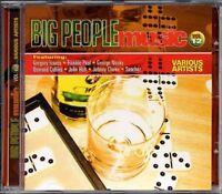 Big People Music CD Reggae John Holt Sanchez Various Vol 12 Sealed